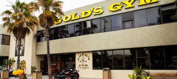 gold gym
