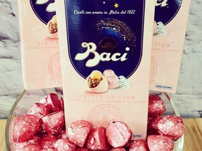 ルビーチョコレート・バッチ