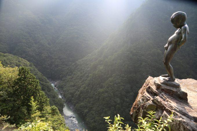 大歩危・祖谷温泉