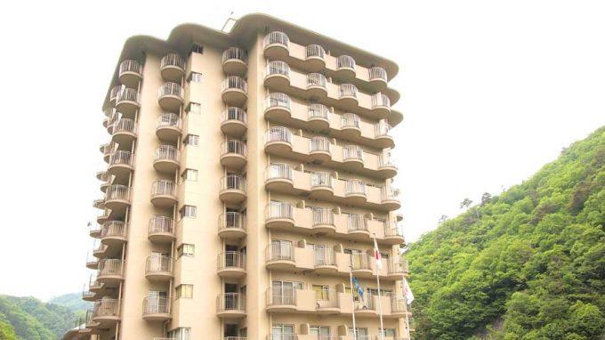 塩江温泉・新樺川観光ホテル