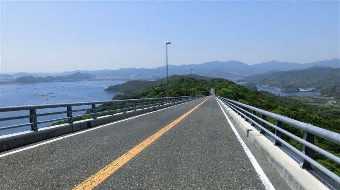 鳴門スカイライン・四方見橋