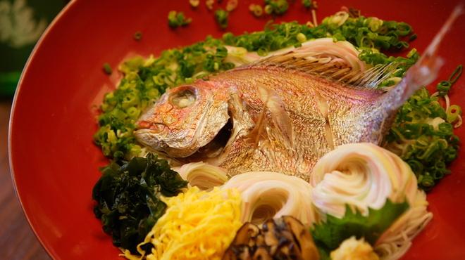 瀬戸内海の海の幸といえば鯛