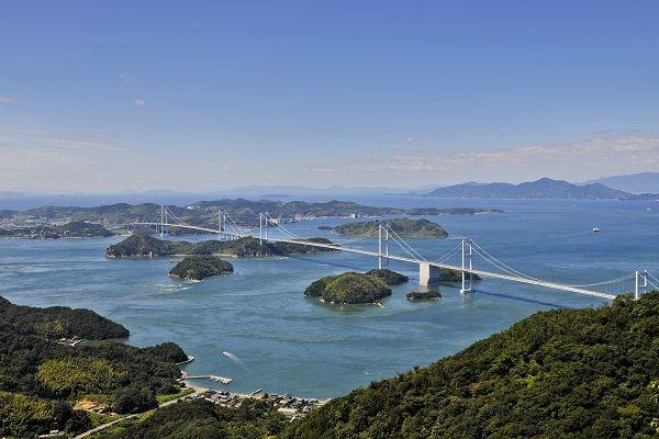 愛媛しまなみ海道のおすすめ観光スポットを厳選