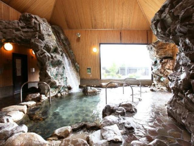 ぽっぽ温泉