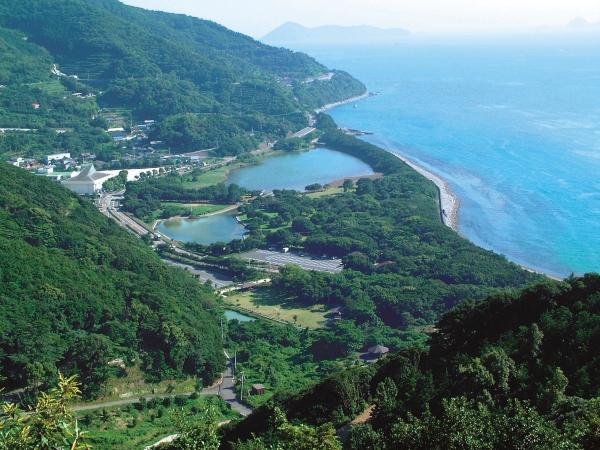 須ノ川海岸
