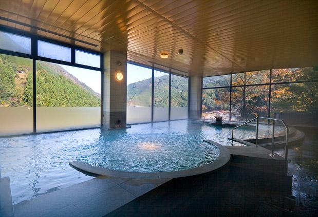 ホテル秘境の湯