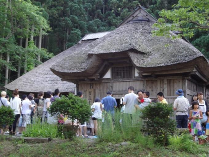 なまはげ館と男鹿真山伝承館(秋田県)