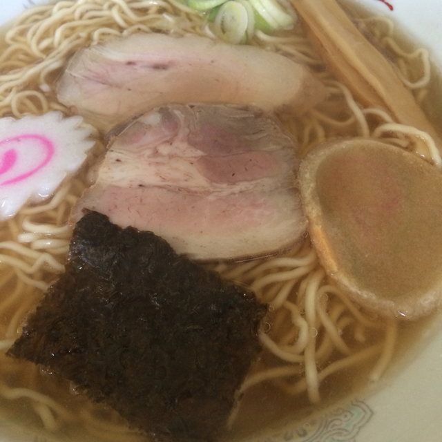 秋田大盛りランチ 久米食堂(湯沢市)