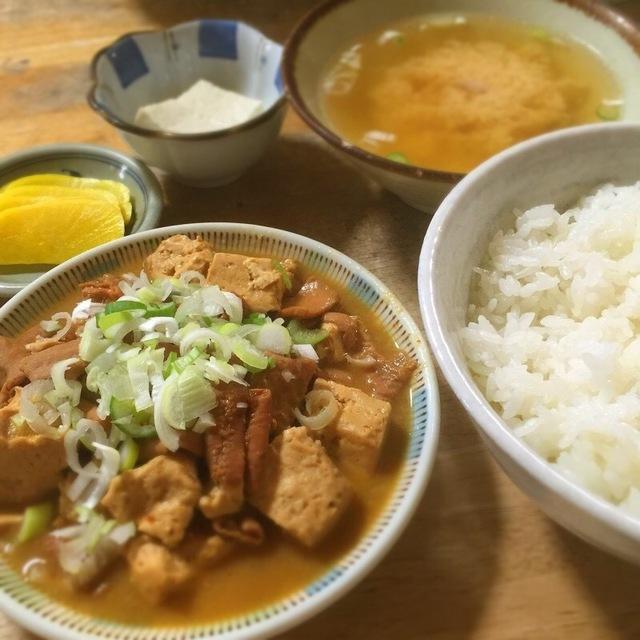 秋田大盛りランチ 舘の丸食堂