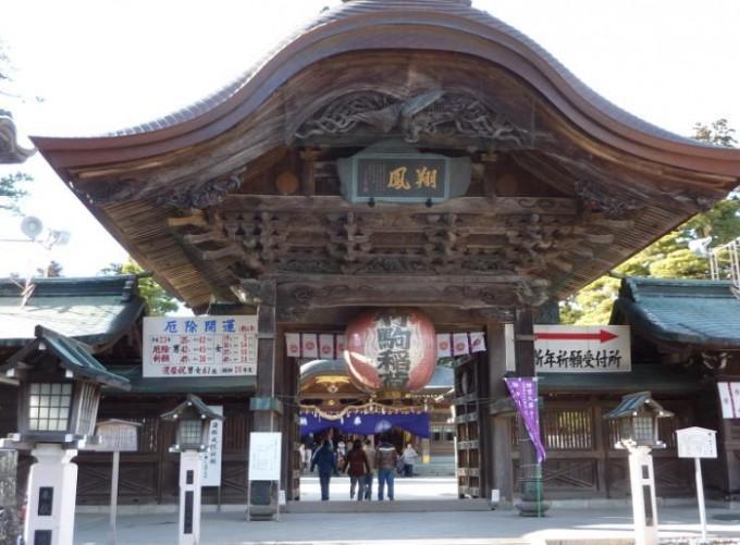 竹駒神社(宮城県岩沼市)