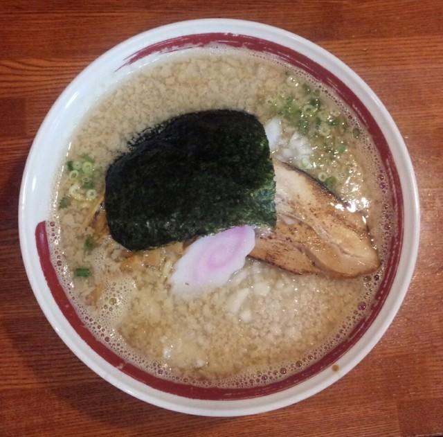 らー麺 たまや 零式(山形駅より徒歩30分)