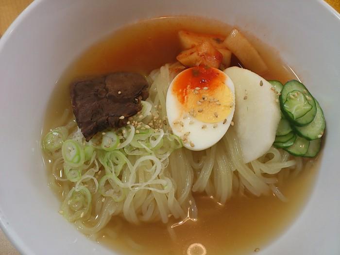 食道園 盛岡冷麺