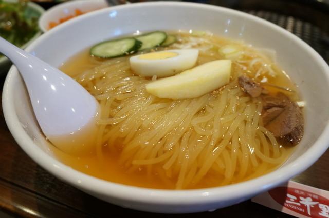 三千里 盛岡冷麺