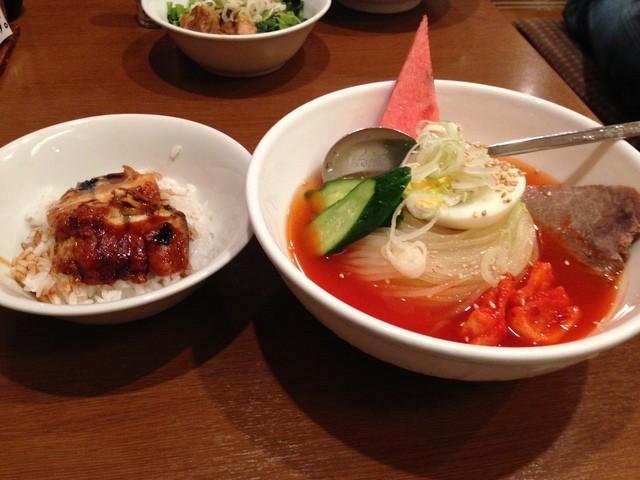盛岡冷麺 寿々苑 盛岡冷麺