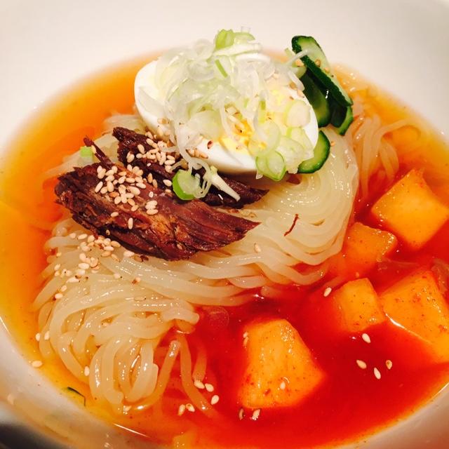 龍園 盛岡冷麺