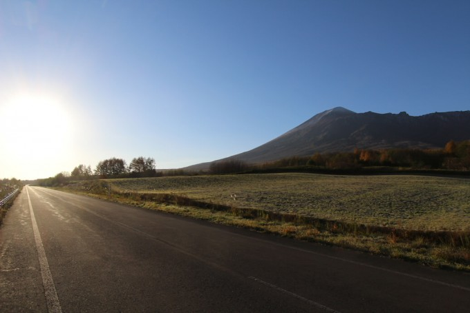 岩手山パノラマライン