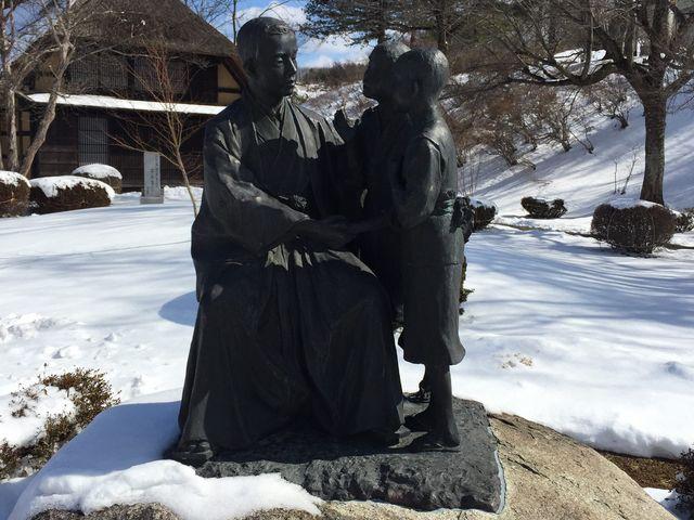 玉山 石川啄木記念館