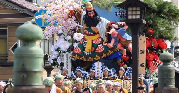 盛岡八幡宮例大祭(盛岡秋祭り)