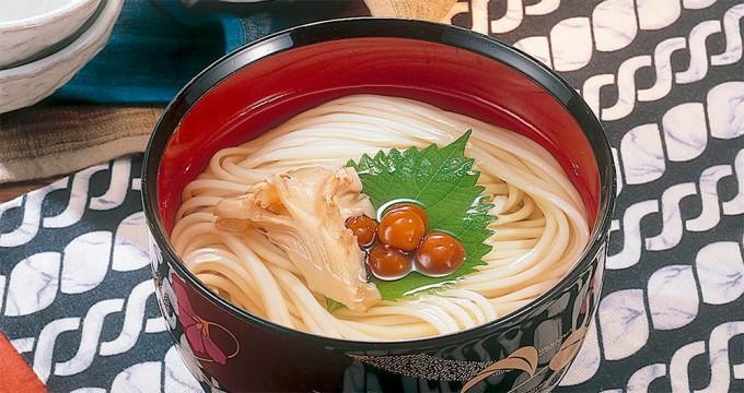 日本三大うどんの一つともなっている「稲庭うどん」