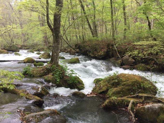 東北地方の自然環境