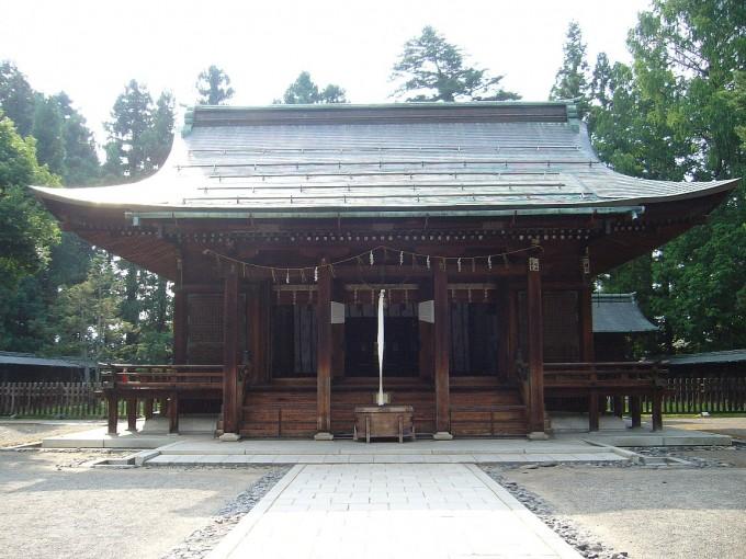 山形おすすめ観光名所 上杉神社