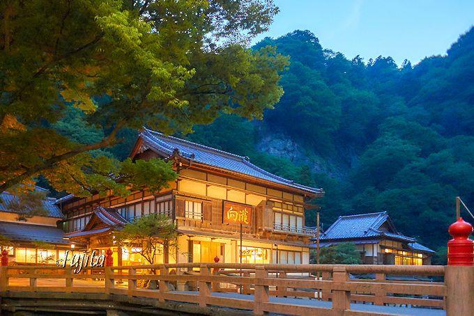 福島 人気温泉宿 2