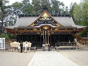 大崎八幡宮(オオサキハチマングウ)