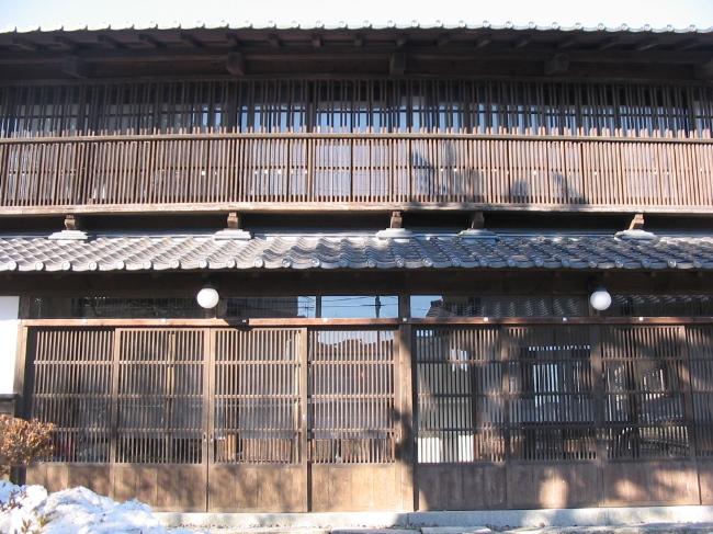 旧・村兵(ムラヘイ)商家
