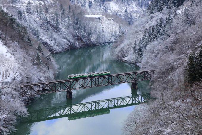 第一只見川橋梁
