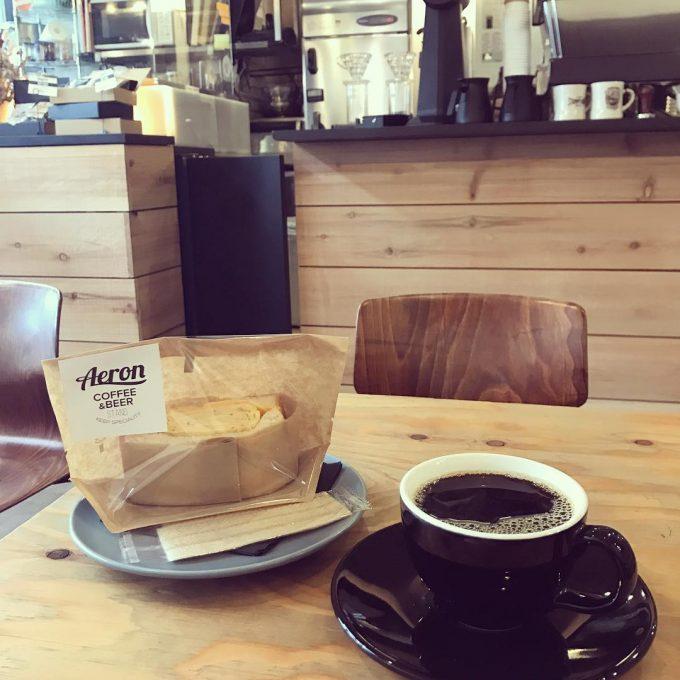 AERON COFFEE & BEER STAND