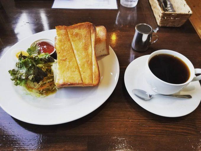 宮城 朝食 YASSE COFFEE