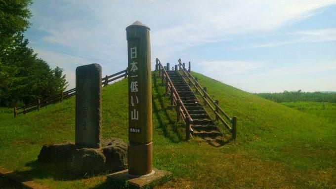 秋田県あるある 大潟富士