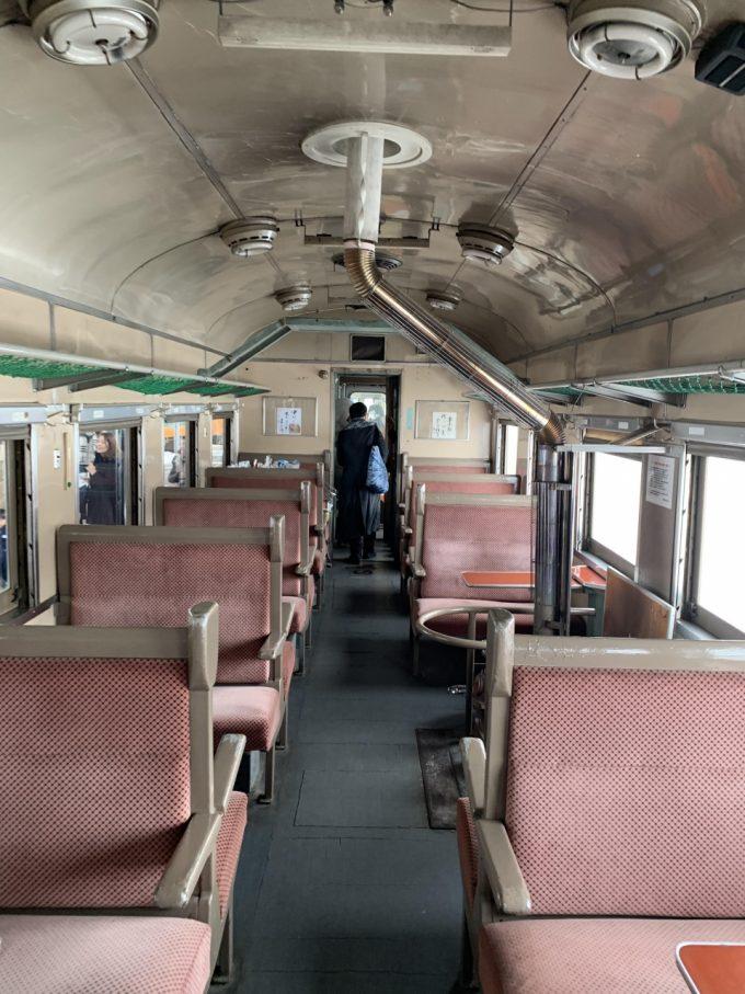 青森 ストーブ列車