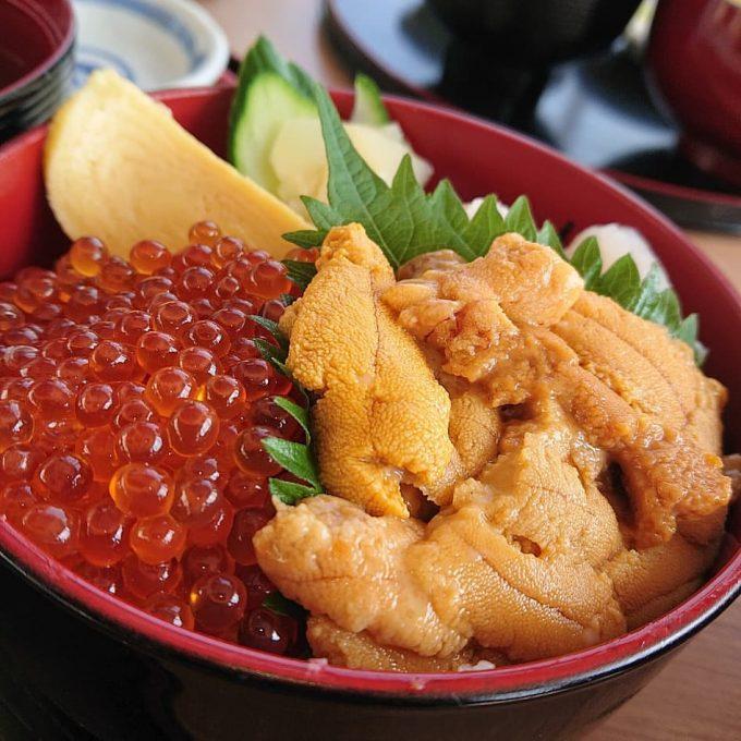 青森海鮮丼 もりや商店