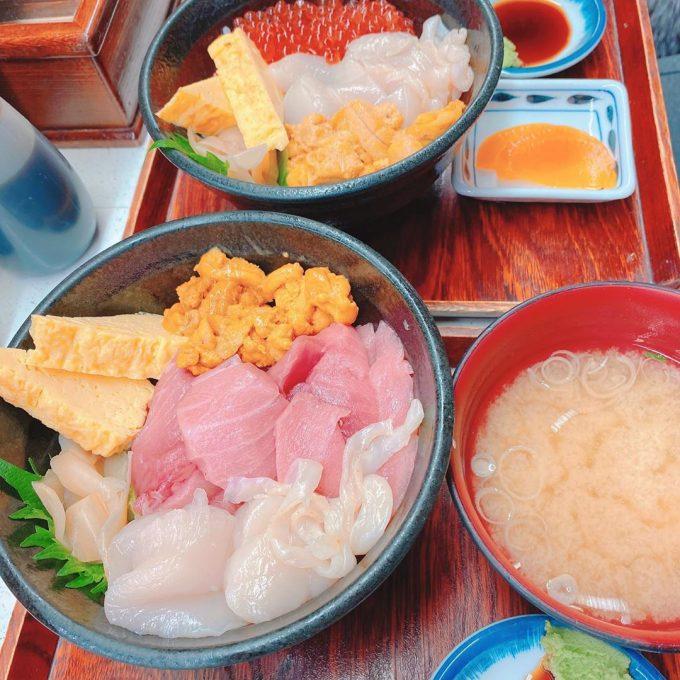 青森海鮮丼 丸青食堂
