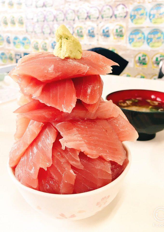 青森海鮮丼 鶴亀屋食堂