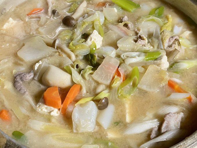 宮城県あるある 宮城の芋煮は豚汁