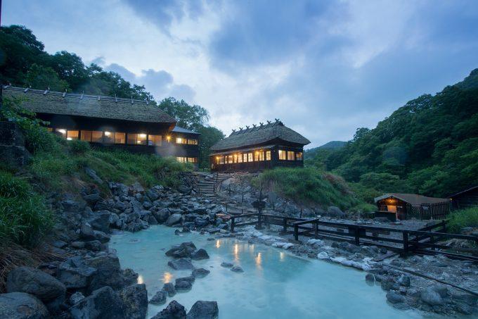 鶴の湯温泉別館 山の宿