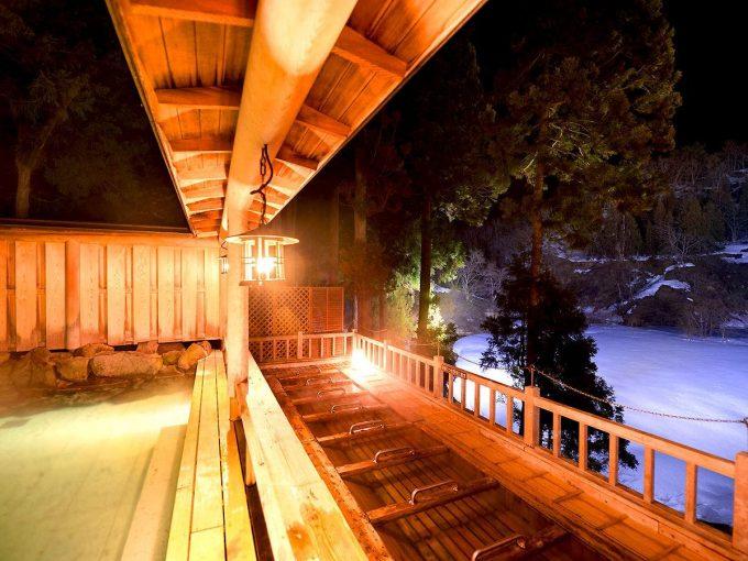 銀山荘 寝湯