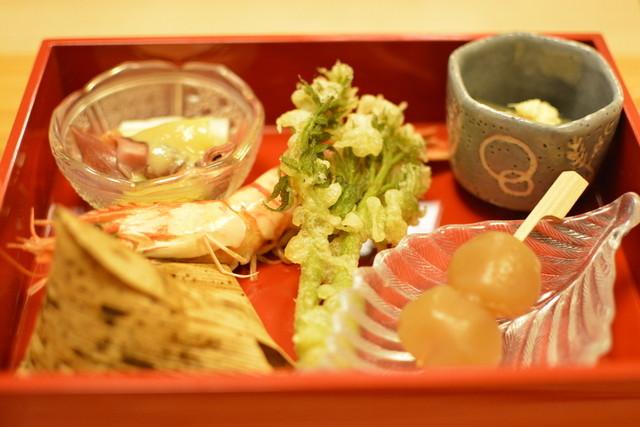 銀山 藤屋 夕食