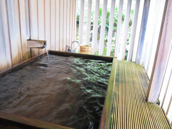旅館 藤屋  貸切風呂