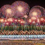 東北地方でおすすめの花火大会ランキング