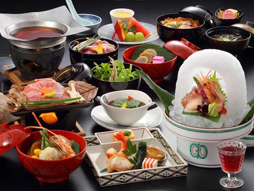 鳴子ホテル 夕食