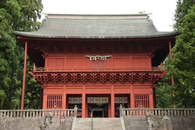 青森 パワースポット岩木山神社