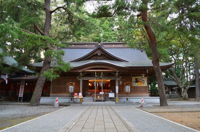 岩手 パワースポット 駒形神社