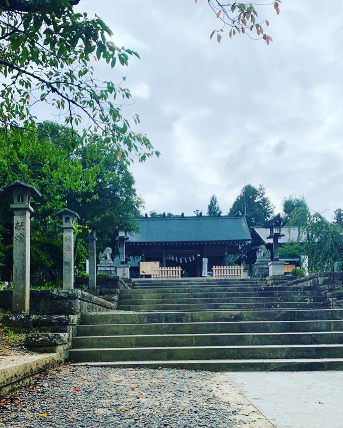 福島県 パワースポット 開成山大神宮