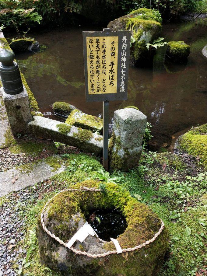 岩手 パワースポット 丹内山神社