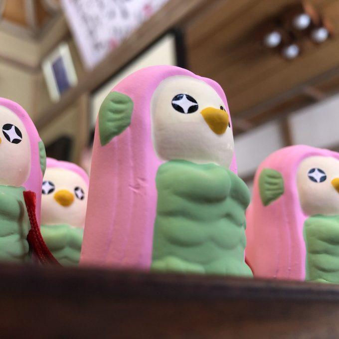 青森 パワースポット善知鳥神社
