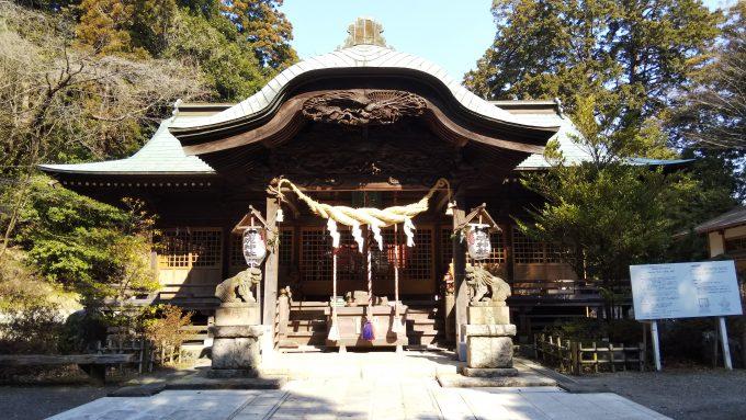 福島県 パワースポット 大國魂神社 福島
