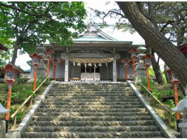 青森 パワースポット高山稲荷神社
